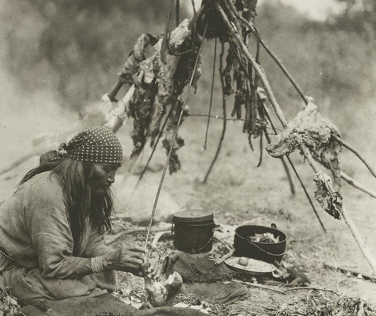 Une petite légende amérindienne