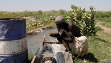 Soudan : Des nouvelles techniques pour s'adapter au changement climatique