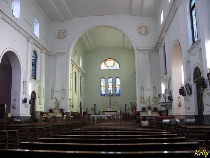 Macao: Cathédrale de Macao (1/3)