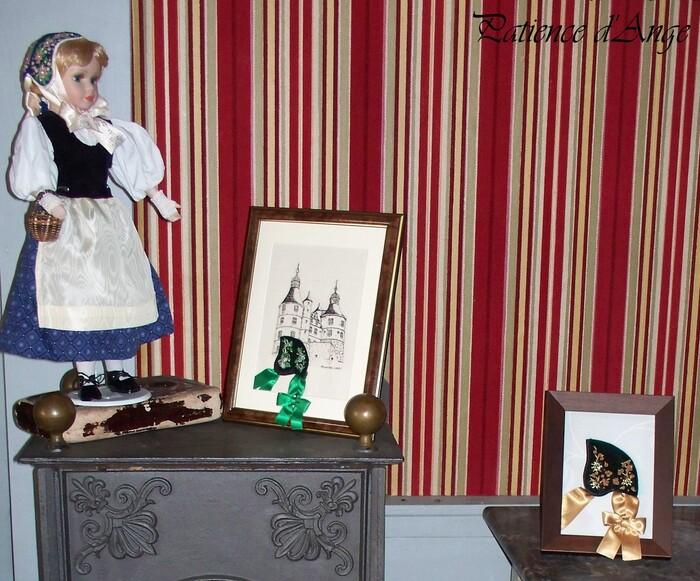 Salon art et tradition et exposition de broderie de Brebotte 2013 2ème partie