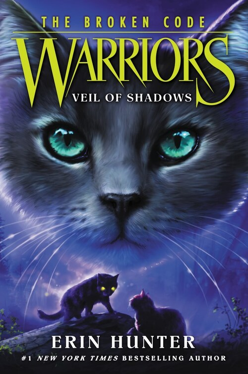 (Tome 3) Veil of Shadows