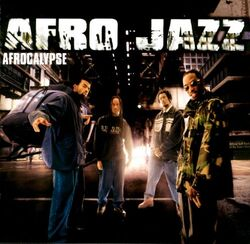 AfroJazz - Freestyle Radio (21min)