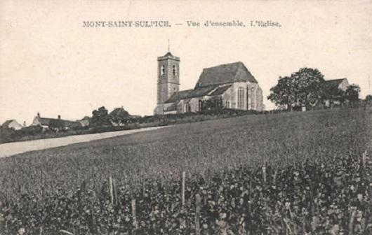 Famille Mathieu, Mont-Saint-Sulpice, Compigny (89).