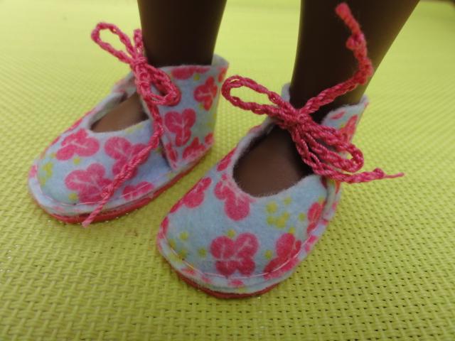 Quelques nouvelles chaussures