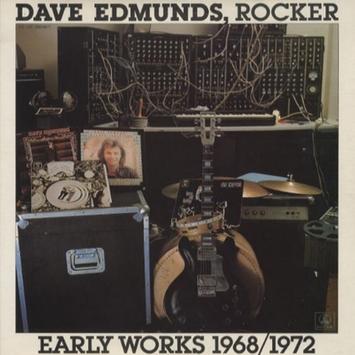 Mémoire de vinyl: Dave Edmunds - Rocker (1977)