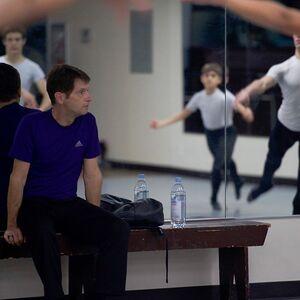 dance ballet class reflexion patrick armand ballet class
