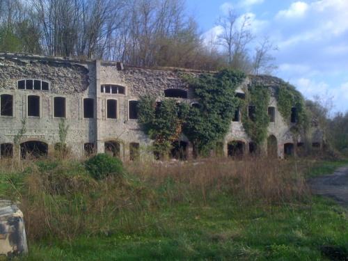 Ballade au fort de Montavie