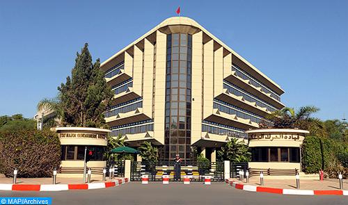 Mohammedia : Saisie par la Gendarmerie Royale de près de 2 tonnes de sacs en plastique destinées à la commercialisation