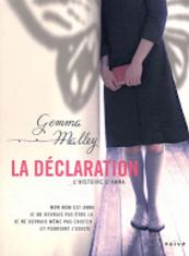 La Déclaration de Gemma Malley
