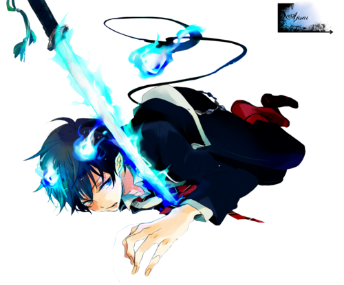 ao no exorcist rin