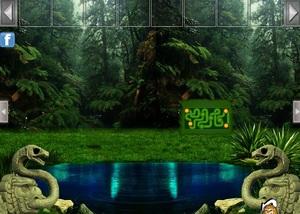 Jouer à Fantasy secret garden escape