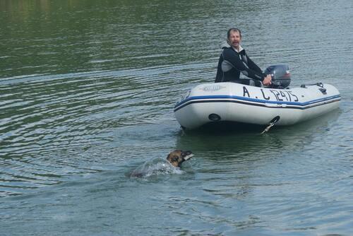 initiation au travail à l'eau