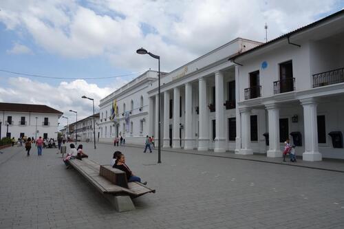 Popoyan la ville
