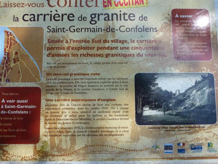 Saint -Germain de Confolens,
