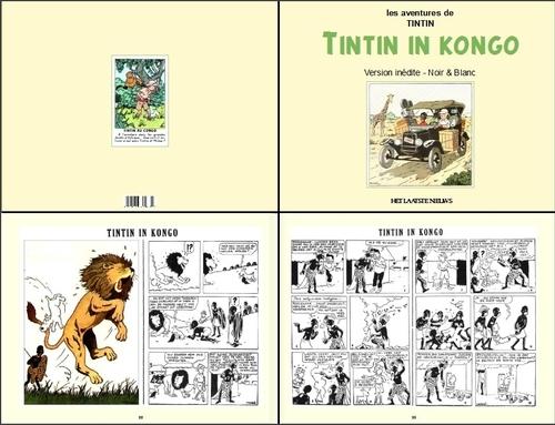 Tintin in Kongo