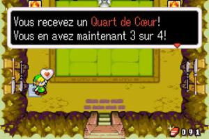 The Minish Cap - Chapitre 7 - Les Marais de Tabanta