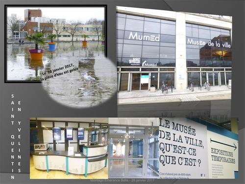 Le Musée de la Ville Nouvelle de Saint-Quentin-en-Yvelines