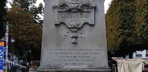 Vendôme 4 Quartier de Rochambeau