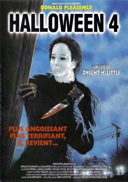 HALLOWEEN 4 BOX OFFICE 1990