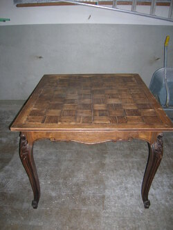 Restauration Table