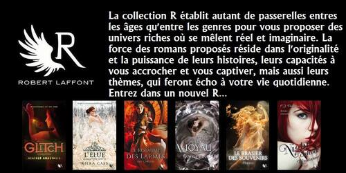 Bibliothèque COLLECTION R
