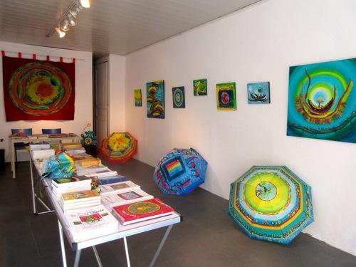 La galerie Maroquinerie