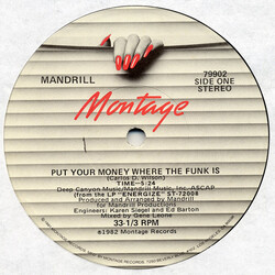 Mandrill - Put The Money Where The Funk Is