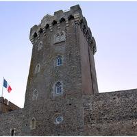 La Tour d'Arundel & Le Château St Clair
