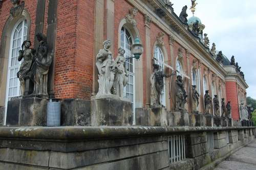 Patrimoine mondial de l'Unesco : Palais et Parcs de POTSDAM