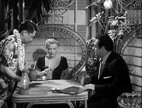 La femme au gardenia, The blue gardenia, Fritz Lang, 1953
