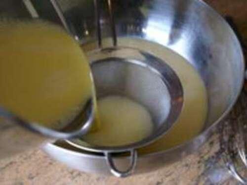 Crème aux oeufs caramélisée