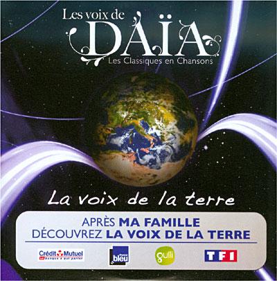 LES VOIX DE DAIA - Les Voix de la Terre.  Classique