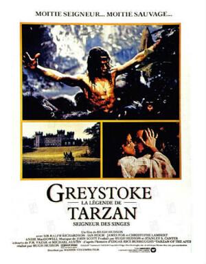 Greystoke, la légende de Tarzan (1984)
