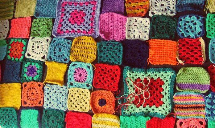 Yarn Bombing !