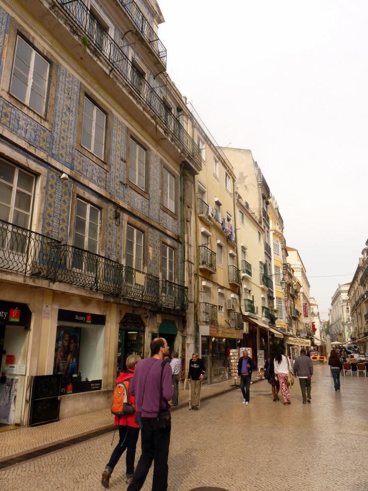 Rua das Portas de Santo Antao