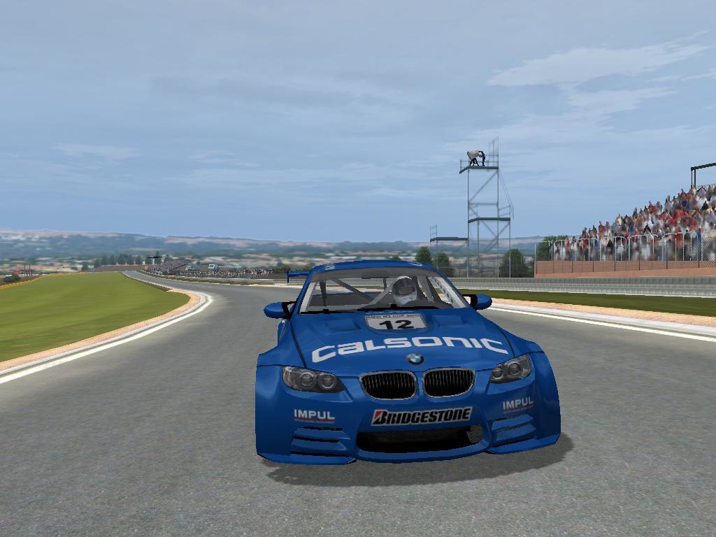 BMW E92 M3 GTR