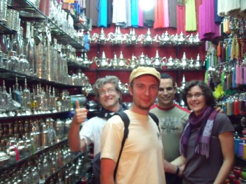 Maroc mars 2014