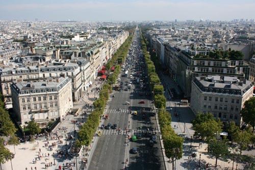 Les 17 années qui ont profondément transformé Paris