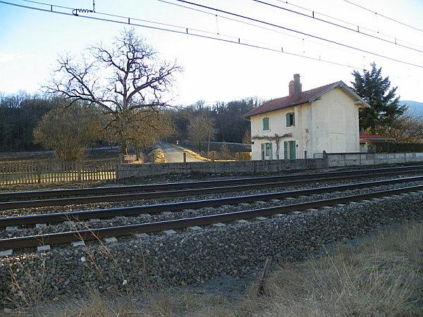 Artemare ( gare )