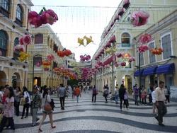 Macao, c'est trop beau