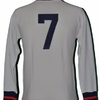 Loulou FLOCH : Maillot ext PSG 1973.1974.