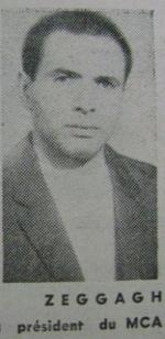 MCA 1964/1965