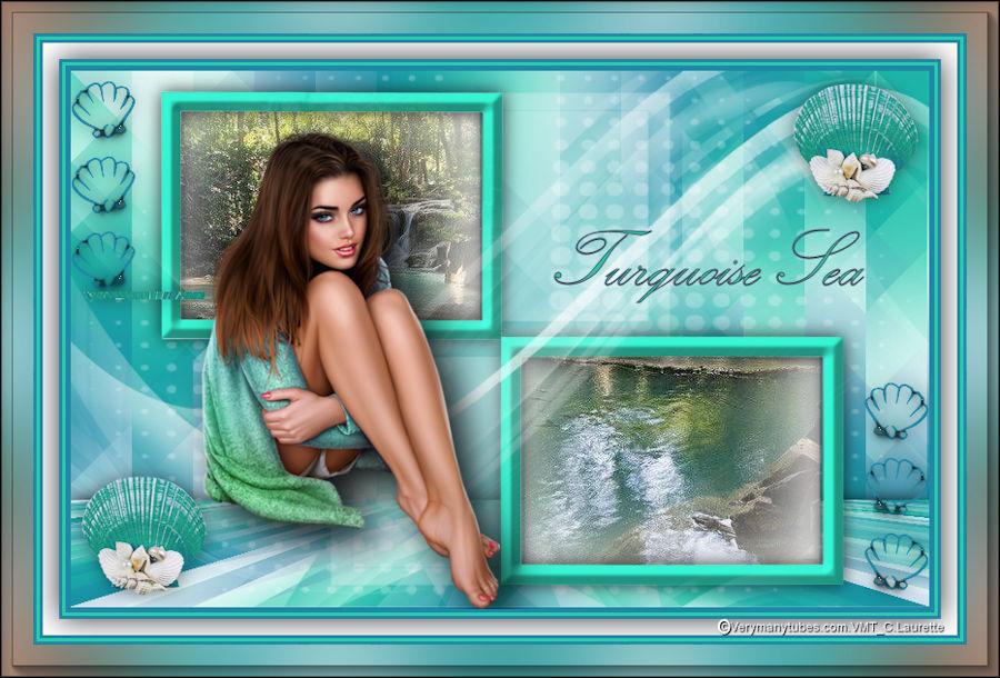 Turquoise _sea