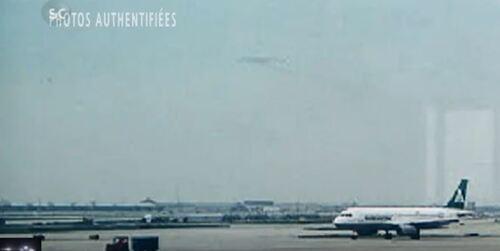 Le Vaisseau de l'aéroport de Chicago