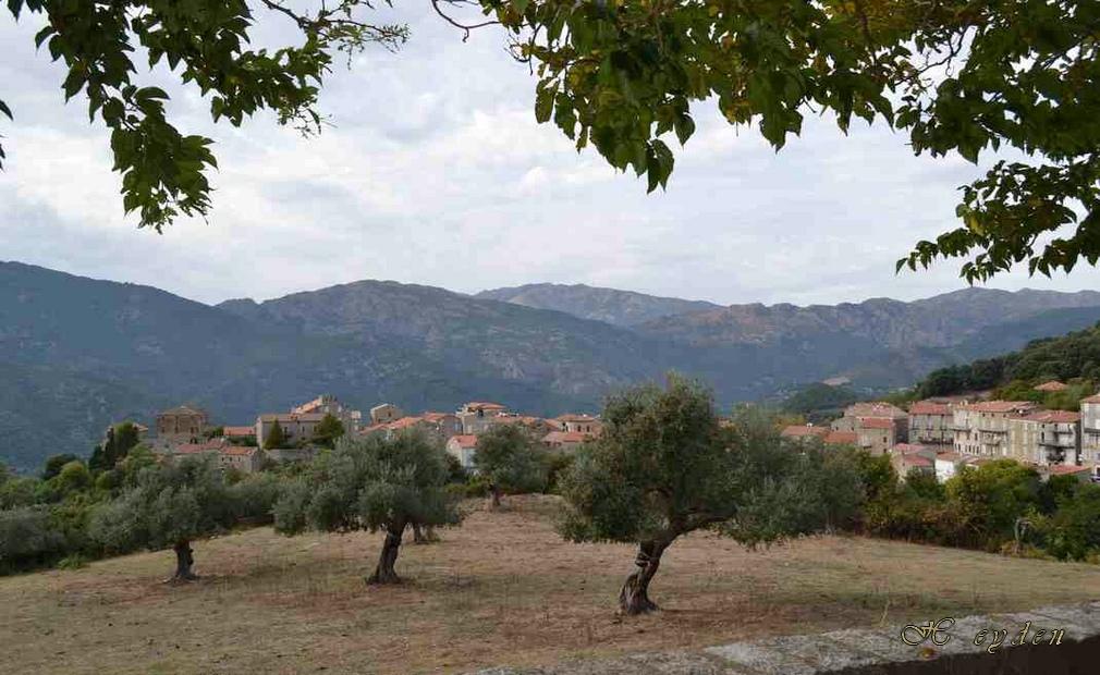 voyage virtuel en Corse ...