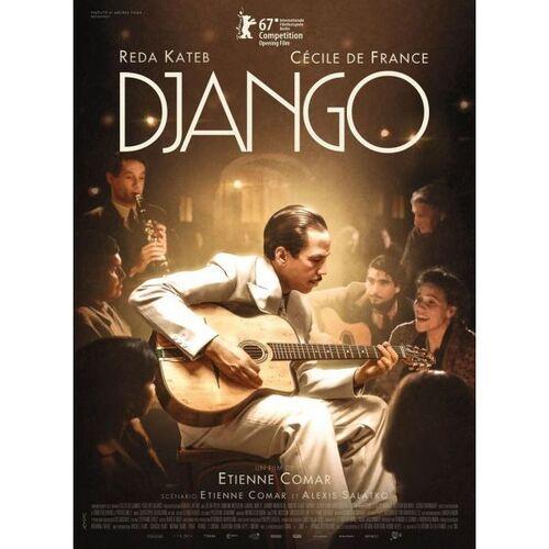 Django aux Fauvettes