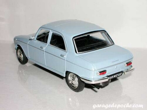Peugeot 204 berline 1965
