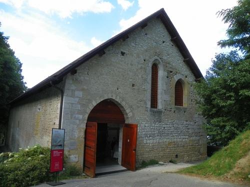 L'abbaye d'Hautecombe ( 3 )