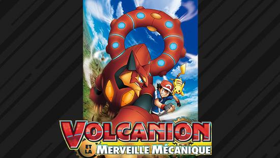Pokémon Film 19 : Volcanion et la Merveille Mécanique en VF l Français l Streaming