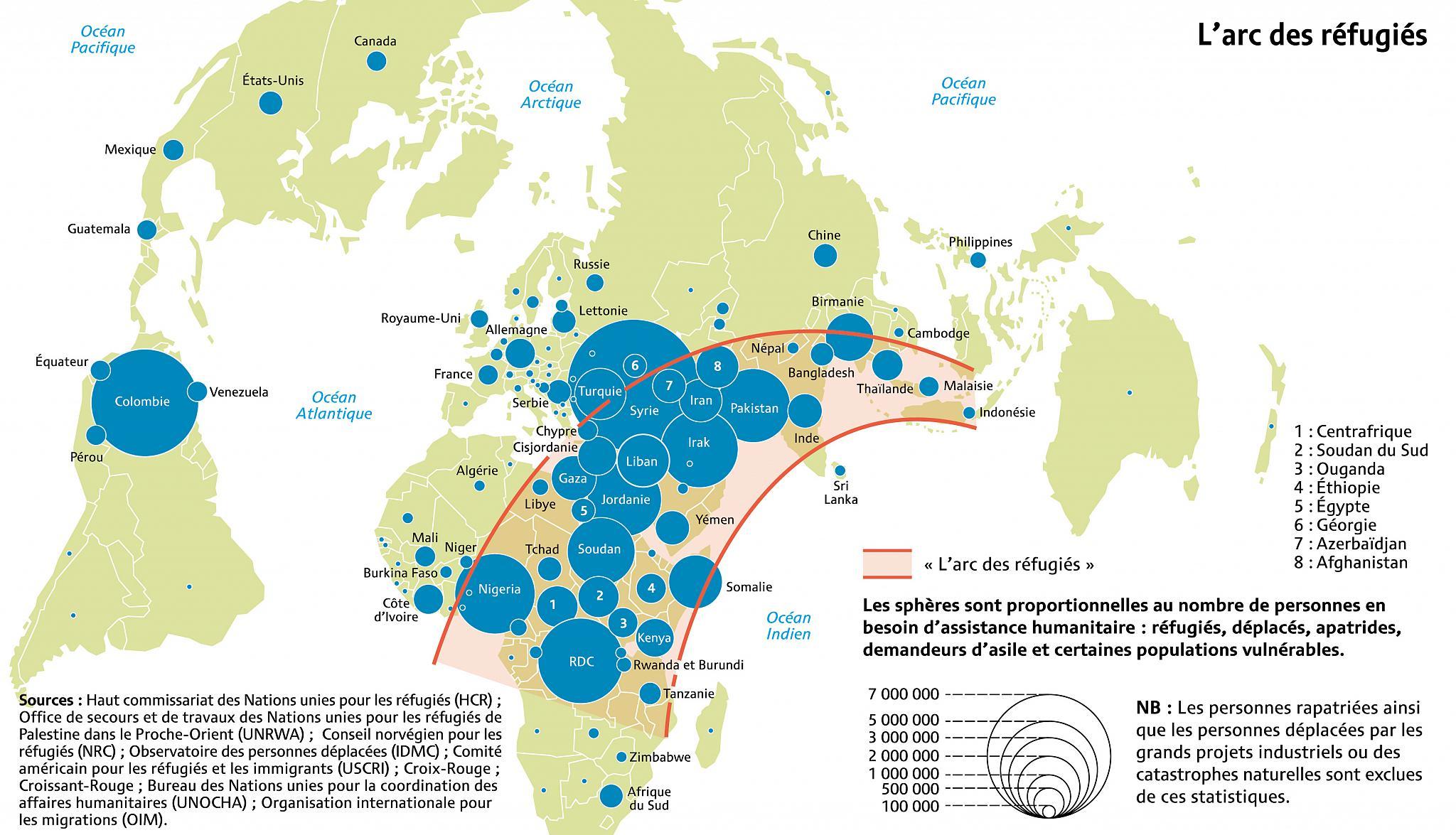 Carte Afrique Aujourdhui.L Afrique Entre Enjeux De Developpement Et Mondialisation